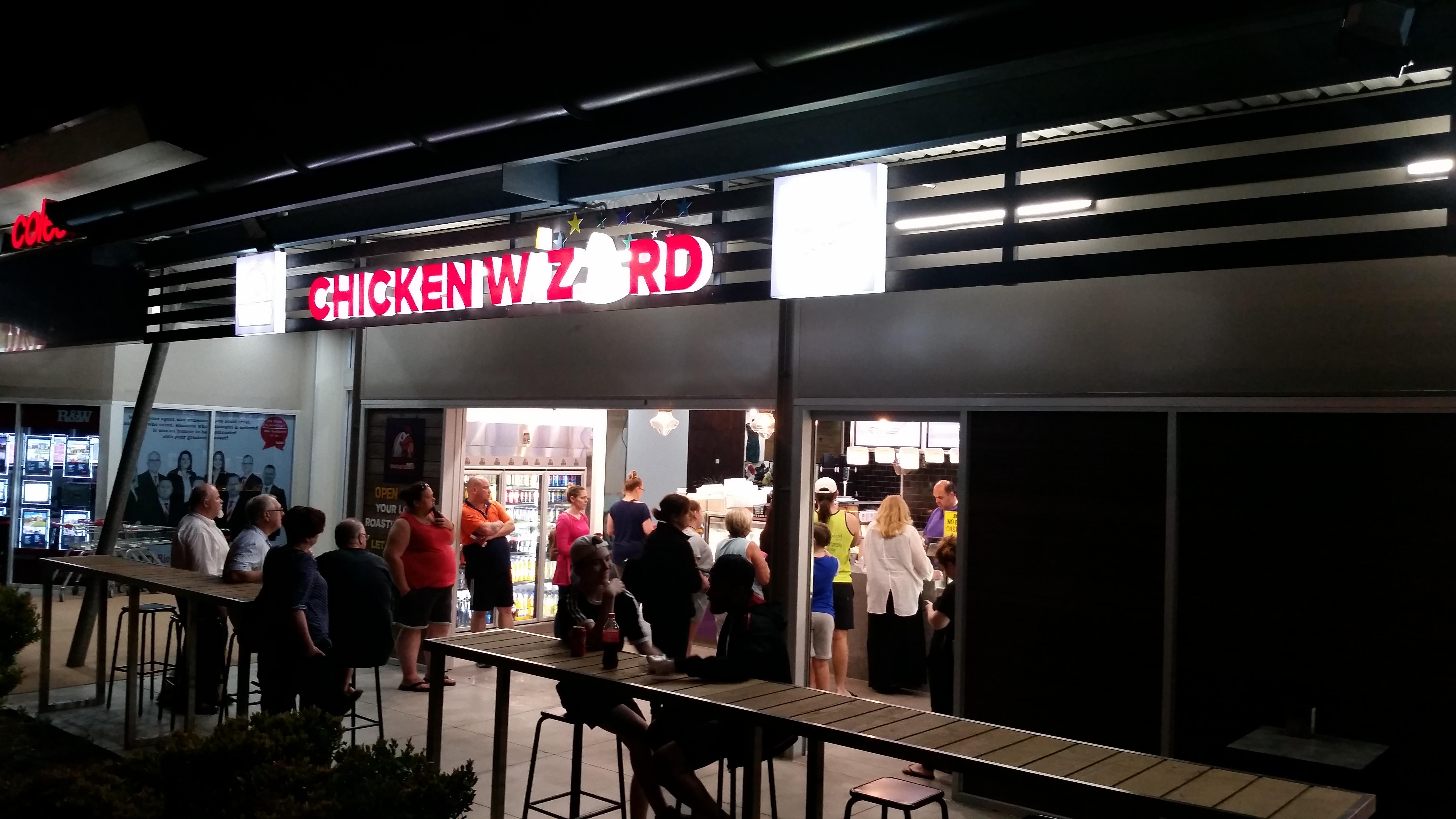 Chicken Wizard Mount Annan