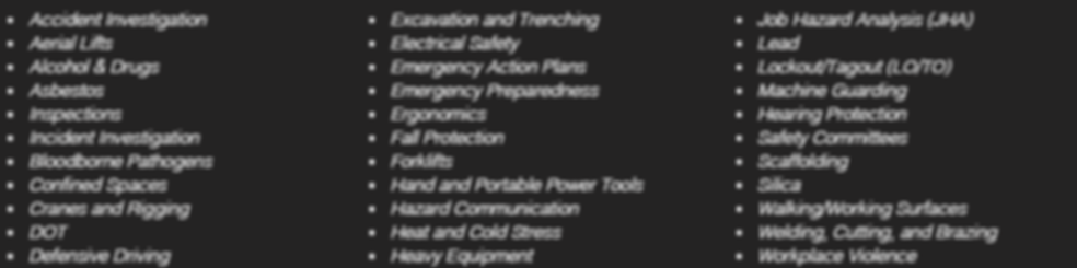 Cal OSHA IIPP
