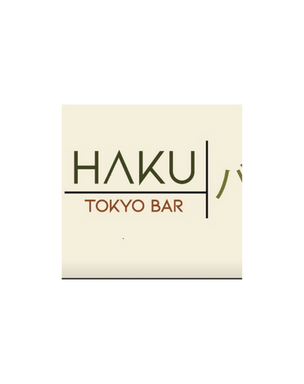 HakuTokyoBar