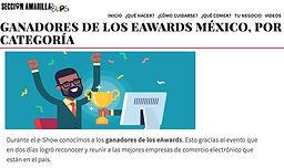 eAwards México Prensa