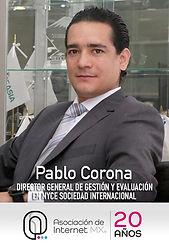 Pablo Corona | Asociación de Internet_M