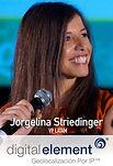 Jeorgelina Striedinger