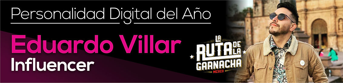 Personalidad Digital Del Año México 2020