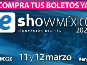 Todo listo para eShow 2020, eNnovación.