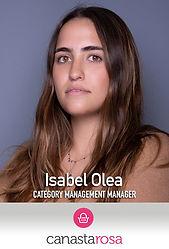 Isabel Olea