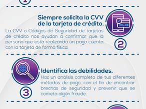 5 Puntos para prevenir fraudes en el comercio electrónico