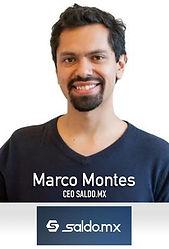 Marco Montes | Saldo