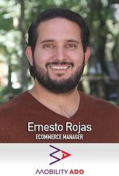 Ernesto Rojas | Mobility ADO