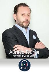 Alfredo Tourne _ APDIF México
