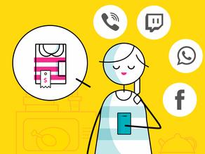 6 beneficios del comercio conversacional y comunicación a través de aplicaciones de mensajería
