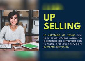 Up Selling en eCommerce