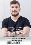 Marco Muñoz, Blockchain Academy México