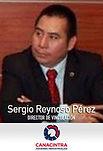 Sergio Reynoso Pérez