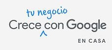 Tu negocio crece con Google
