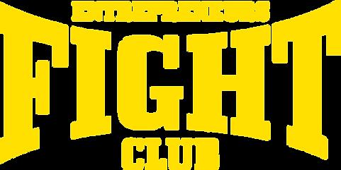 Entrepreneurs Fight Club