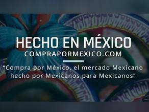 En apoyo a la contingencia por el Covid-19, Compra Por México no cobra inscripción