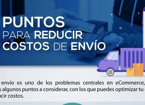 6 puntos para reducir costos de envío