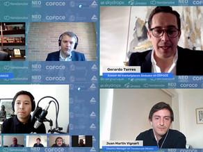 Más de 500 profesionales en eShow México 2021 atestiguaron la Alianza por la Digitalización