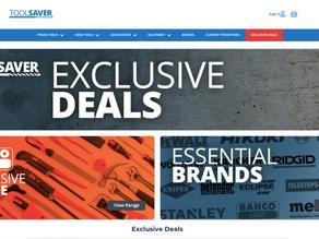 Toolsaver ofrece la experiencia B2B en línea con BigCommerce en su Tech Toolkit