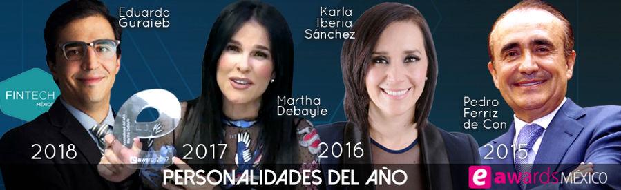 Personalidad del año eAwards México