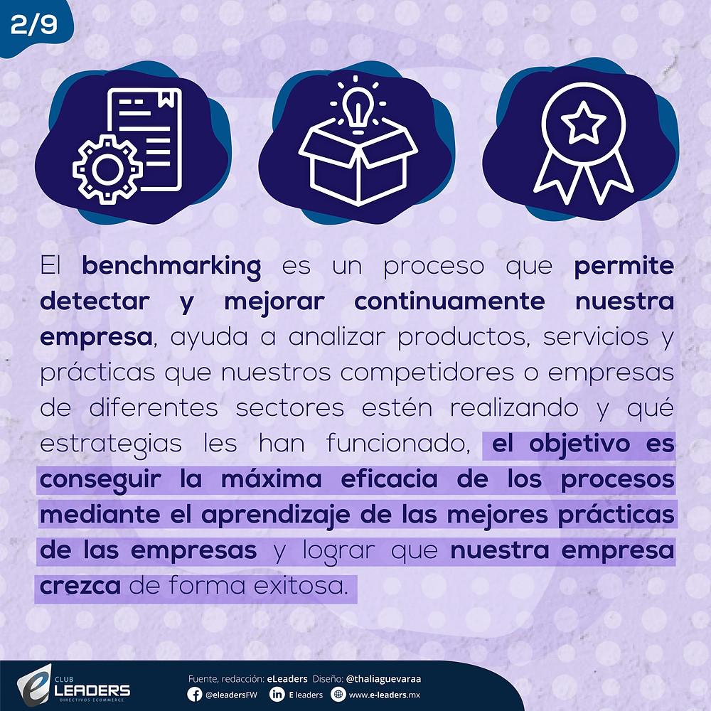 Beneficios de aplicar Benchmarking en tu empresa