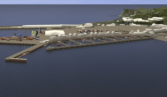 Port of Dover's innovative design for cargo