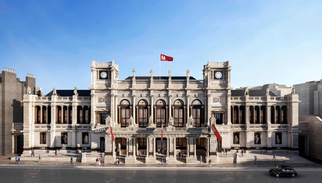 Royal Academy of Arts to join our Future Mayfair research forum