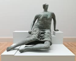 Henry Moore 'Old Flo' returns to London