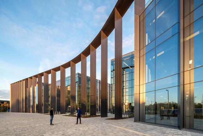 Gateway development at Cambridge Science Park completes