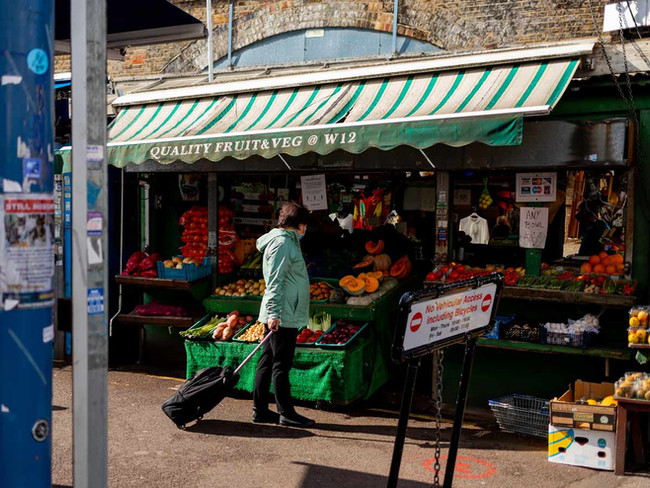Yoo Capital consults on restoration of Shepherd's Bush Market