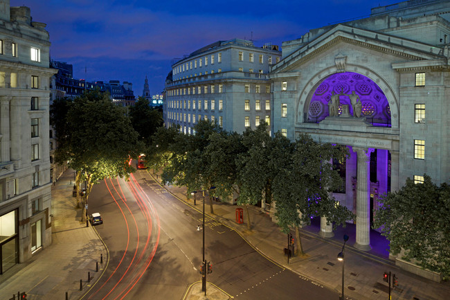 Investment to create cultural place for London's Strand and Aldwych