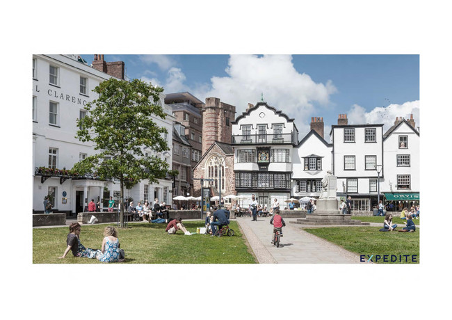 Exeter's fortunes to revive with new hotel investment
