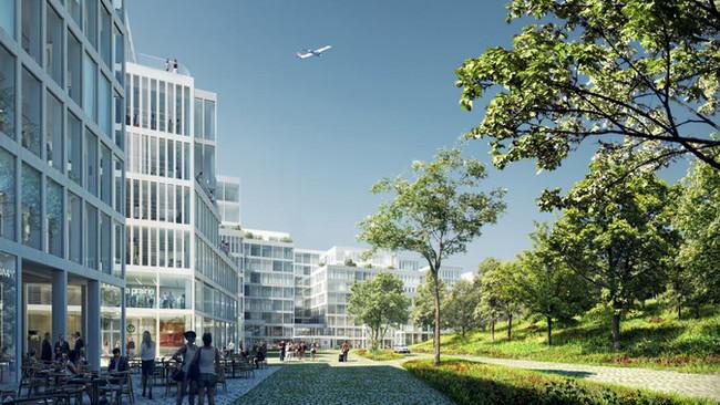 Zurich Airport to speak at Future Cities Forum's April infrastructure debate