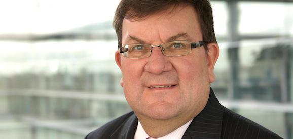 Warrington's Professor Steve Broomhead joins 'Cultural Cities'