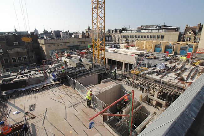 MICA's re-purposing of post-war buildings in city centres