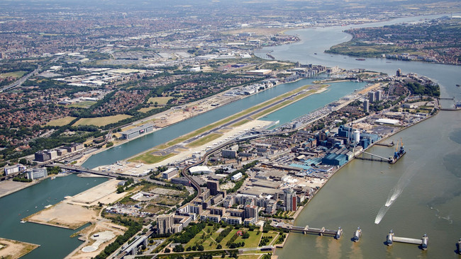 London City Airport joins our infrastructure forum in February