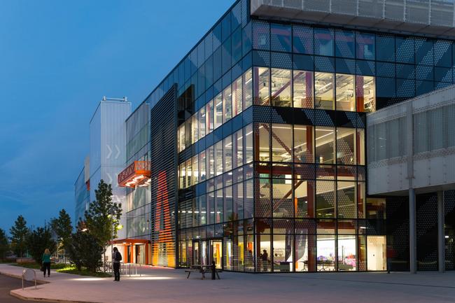 Loughborough University in London picks up the baton on Olympic Legacy