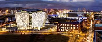 Belfast City - a model of regeneration