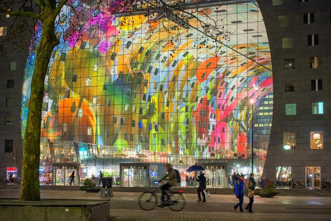 Regeneration of Central Rotterdam