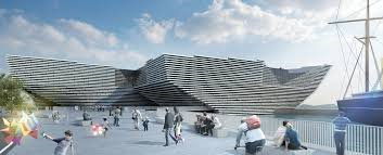 Shipshape waterfront regeneration for Dundee