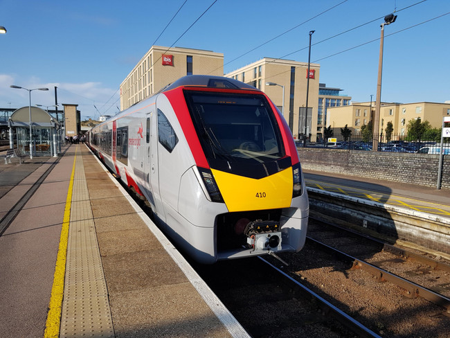 Greater Anglia at Future Cities Forum
