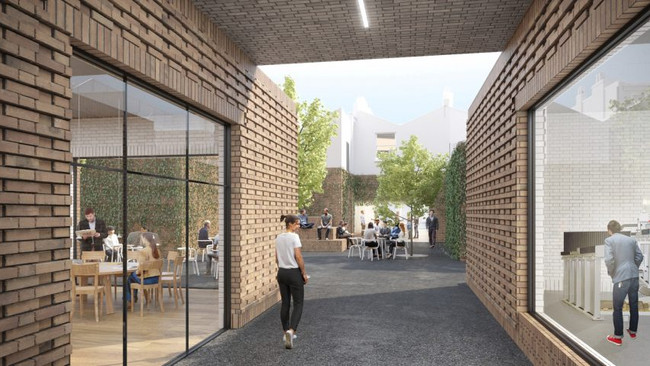 Royal College of Art launches new vision for buildings and courses