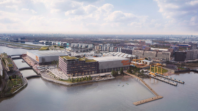 LDA design and the 'new industrial district'