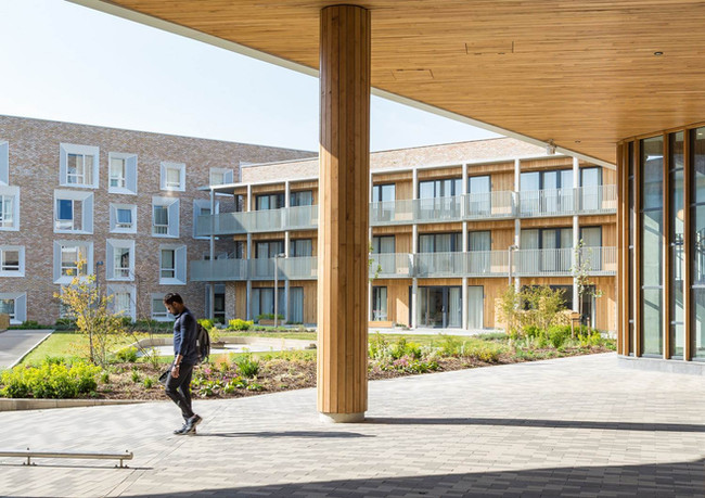 Key worker housing provision in Science Cities