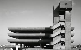 The astonishing legacy of car park architecture