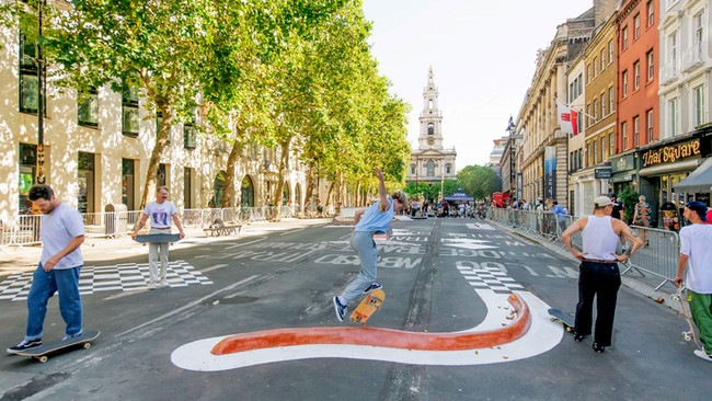 Greening our streets for economic revival