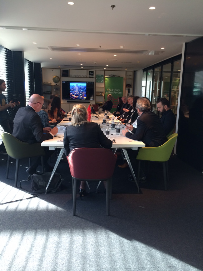 Future Cities Forum 2: hotels, retail and museums in city regeneration