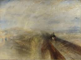 Turner, buildings and technology