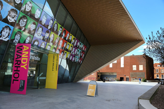 Arts centre in Colchester anchors regeneration