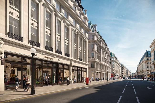 Kier on sustainability and energy efficiency in Regent Street, London